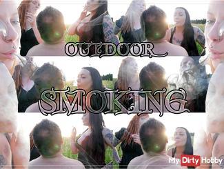Outdoor Smoking