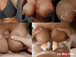 P.O.V Rhonda Lee big tits Titty Fuck
