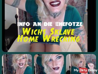 Jerk slave! HOMEWRECKING! Info on the Ehefotze!
