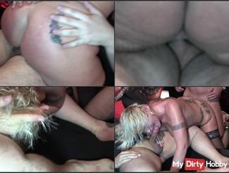 pussy hole double fucked