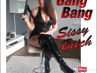 Gang Bang Sissy Bitch ! Werde meine Nutte.....