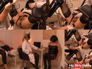 Fr Dr Kink Part 2 Anal and tail hole - Freifickung