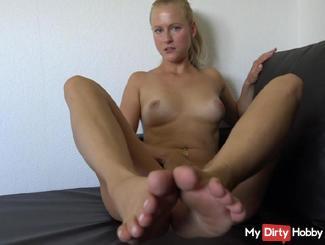 !!!Dirtytalk mit virtuellem foot**b!!!