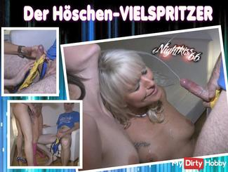 The panty-Vielspritzer - 3er orgasm!