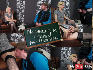Tuition in Licking - with a happy ending