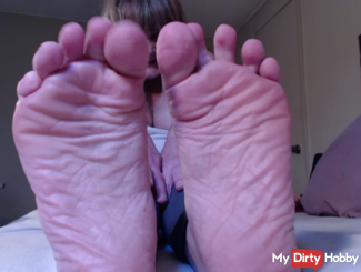 Lick My Feet Suck My Toes
