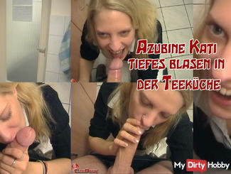 Azubine Kati deep bubbles in the kitchenette