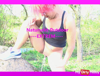 Pissing Outdoor --EXTREM--