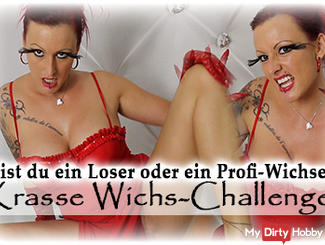 Crass Jerk Challenge! Loser or weighting pro? Prove it to me!