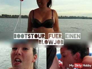 Boat Tour for a blowjob