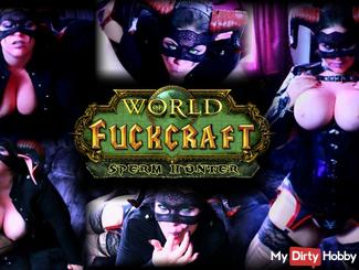 World of Fuckcraft - Sperm Hunter!
