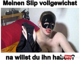 My Slip Vollgewichste na will you have it?