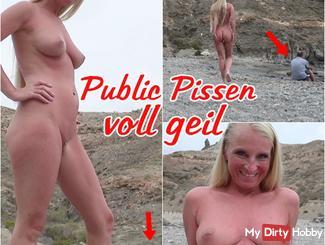 Public Pissing - full of cool