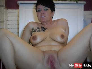 Fuck my pussy squirting DIRTY TALK / SQUIRTING