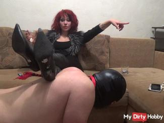 Your Goddess want to talk about little cocks and your work