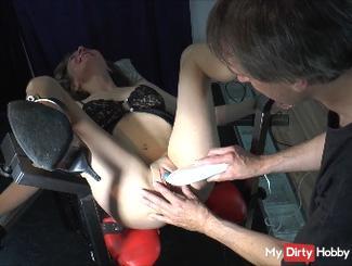 Karinas orgasmproblem solved