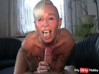 I RIDE YOU AO U HOLE ME YOUR SPERM - POV