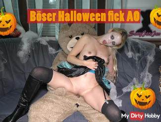 Wicked Halloween Fuck AO