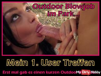 1. User Hits Video mit Mark Outdoor Blowjob ...