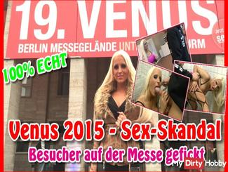 Venus 2015 sex scandal - Visitors fucked at the fair