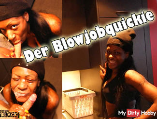 The Blowjobquickie with Megacumshot