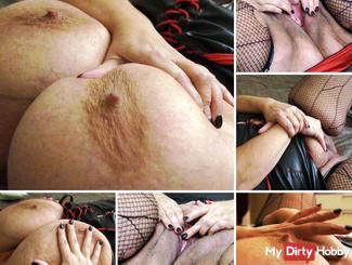 Masturbation - real orgasm