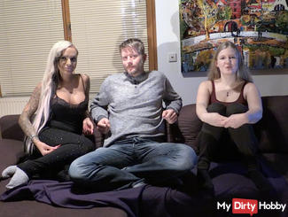 IRRE User threesome with Julia !!!