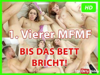 1. MFMF Sex - Bed broken!