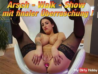 Ass - Walk - show with final surprise !!!