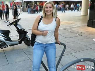 pi**WALK durch Frankfurts Innenstadt! MEGA PUBLIC!!!!