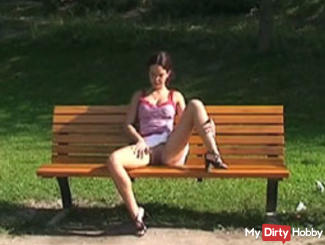 Park outing with Claudi ;-)
