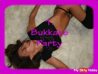 * My 1.BUKKAKE PARTY *