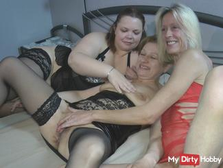3 sluts want sperm