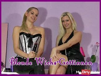 Blonde Jerk Goddesses