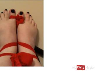 Bondage/Foot Fetish Video