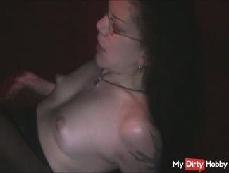 Deep fucked from behind in my cunt