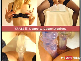 KRASS !!! Double Double tamping