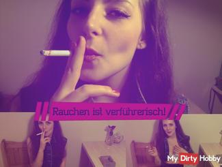 Smoking is seductive!