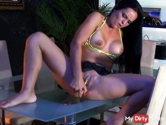 Just a horny orgasm!