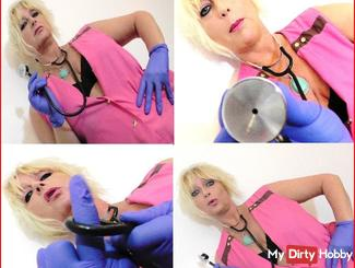 Anal Whores Casting - woman Dr.Blue testing yourself