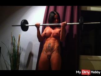Naked Training