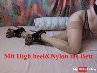 hobby prostituierte high heels fürs bett