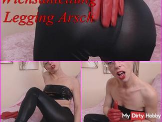 Wichsanleitung - Legging ass