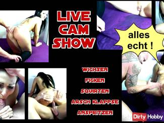 Webcam Live - all real!