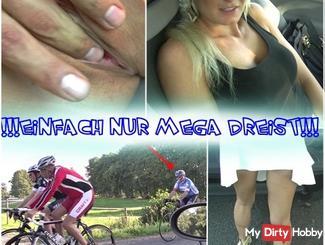!!! Just MEGA DREIST !!!