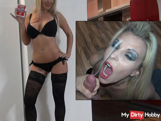 Blowjob Blast - SO Have not you ever injected!