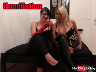 Small Penis Humiliation! - Little dick humiliation