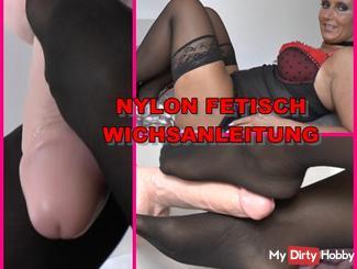 NYLON FETISH WIXXER GUIDE