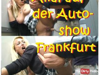 Scandalous-anal fuck on the IAAFrankfurt ..