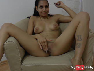 Masturbating For the 1st time on camera